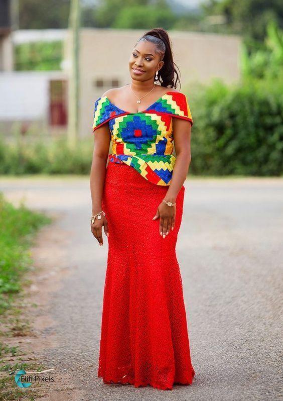 Top 100 Stylish Kitenge Designs For Wedding Guests For 2020 Fashenista In 2020 Kitenge Designs Kitenge Designs Dresses African Design Dresses