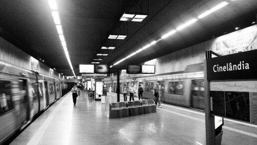 Estação Cinelândia (Rio)