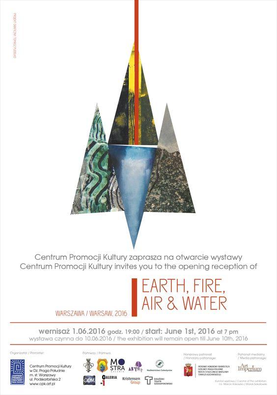 Earth, Air, Fire &Water - Tajsko-Polska wystawa sztuki