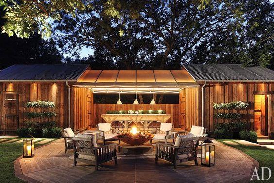 BACKEN, GILLAM & KROEGER ARCHITECTS: Architects Outdoor, Outdoor Patio, 2012 Ad100, Gillam Kroeger, Outdoor Room, House Architecture