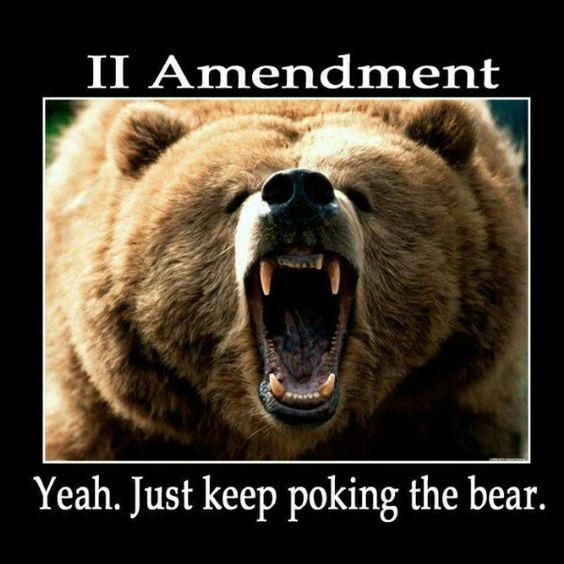 We need to push back! #2a #2ndamendment #pewlife #45acp #america #americanpride #pride #guns #gunsallowed #sickguns #guncontrol #freedom #liberty #constitution  #battleaxe #daily_badass  #gunbadassery #9mm #rifle #country #fit #antiliberal #1776 #molonlabe#love #instagood  #hecklerandkoch \m/ (>_<) \m/ by xblitzkrieg22x