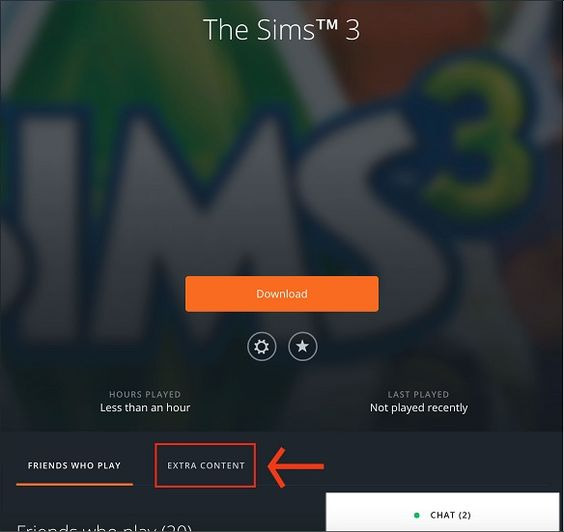 The Sims 4 - Find your The Sims 3 and The Sims 4 expansions in Origin