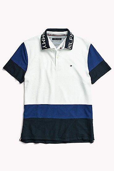 Tommy Hilfiger Baby-Jungen Stripy Crew Neck S//S T-Shirt