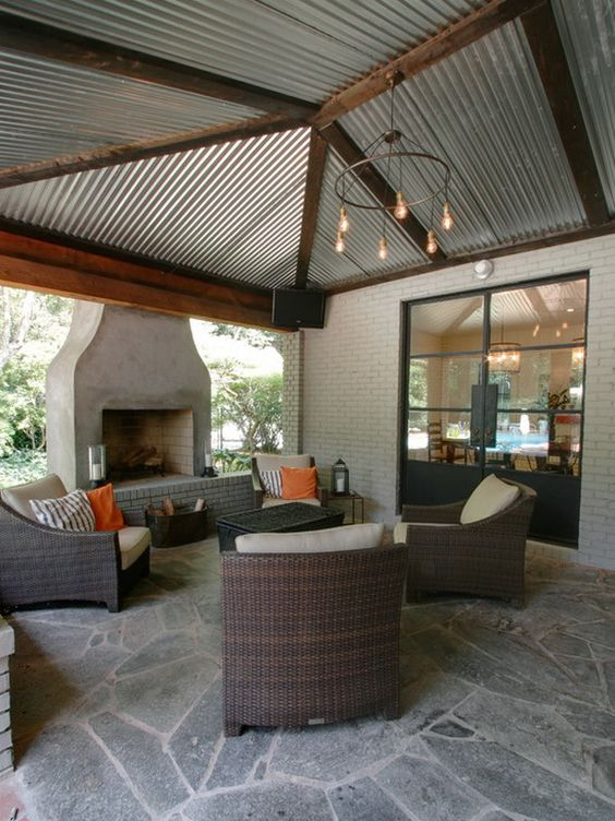 50 Stylish Outdoor Living Spaces | Outdoor living, Living spaces ...