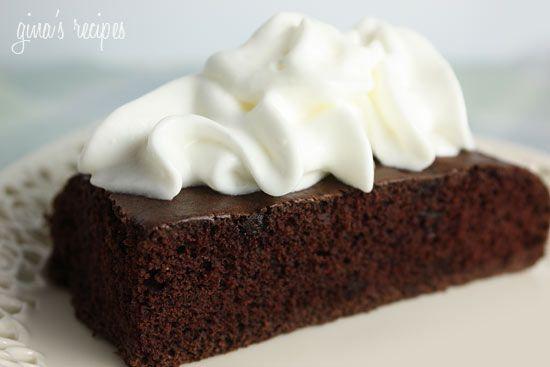 Chocoloate Cake Recipe Oz Pounds