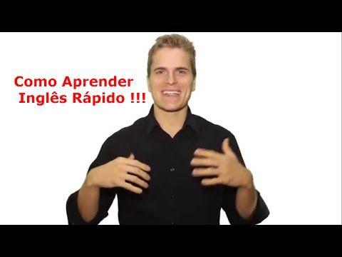 Como Aprender Ingles Rapido !!!