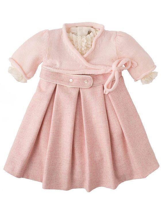 baby girl clothing #kidswear #pink #blush