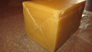 How to Refine Beeswax