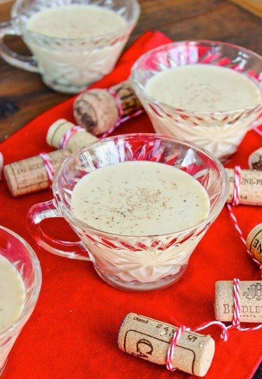 Champagne, cranberry juice, raspberries, and mint   Photo Cred         Bourbon Eggnog   Photo Cred       Photo Cred         Photo Cred   ...