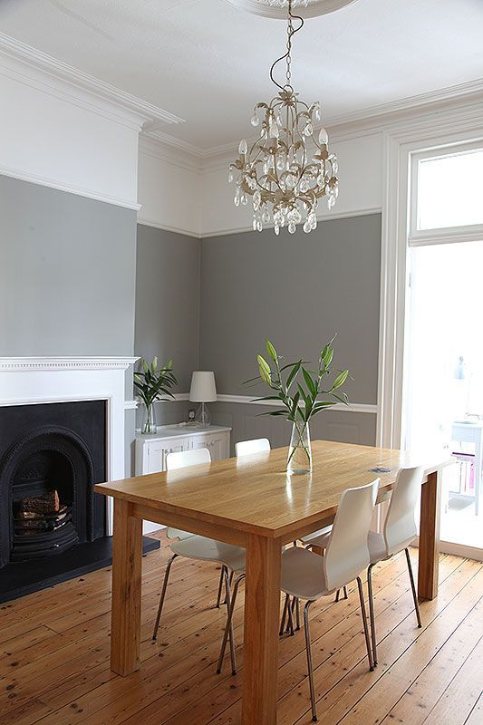 Get Design Inspiration And Decorating Ideas To Makeover Your Dining Room For Every Day Enterta Dining Room Victorian Victorian House Colors Living Dining Room