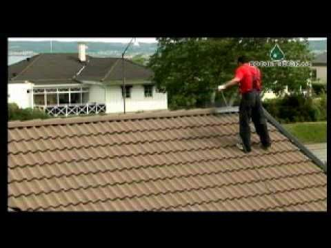 Roof Restoration And Sealing Video From Http Www Weather Sealed Roofing Co Uk Youtube In 2020 Roof Restoration Restoration Roof
