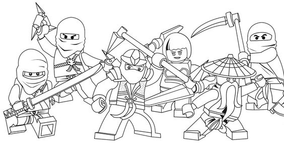 spongebob coloring pages images lego - photo#15