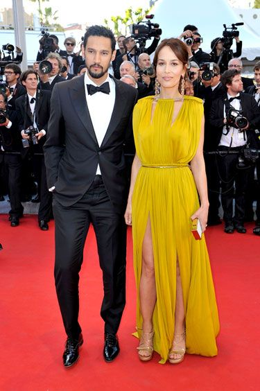 Red Carpet Dresses at Cannes 2012.  Lavin