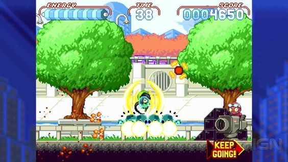 Noitu Love: Devolution Official Wii U and 3DS Trailer The action-platforming game is out now on Nintendo's systems. September 16 2016 at 04:49PM  https://www.youtube.com/user/ScottDogGaming