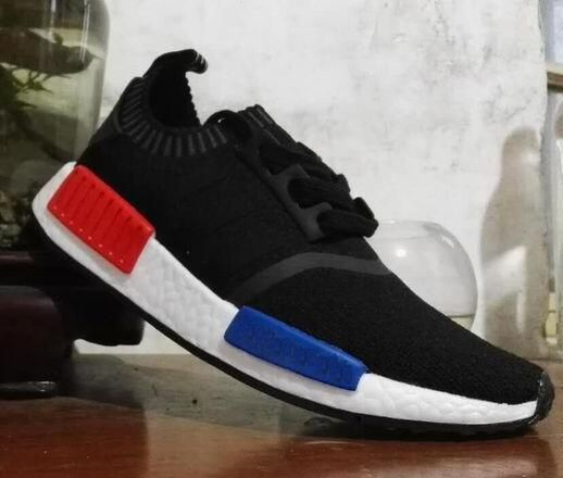 ADIDAS NMD R1 Champs Exclusive Burgundy Black 3M
