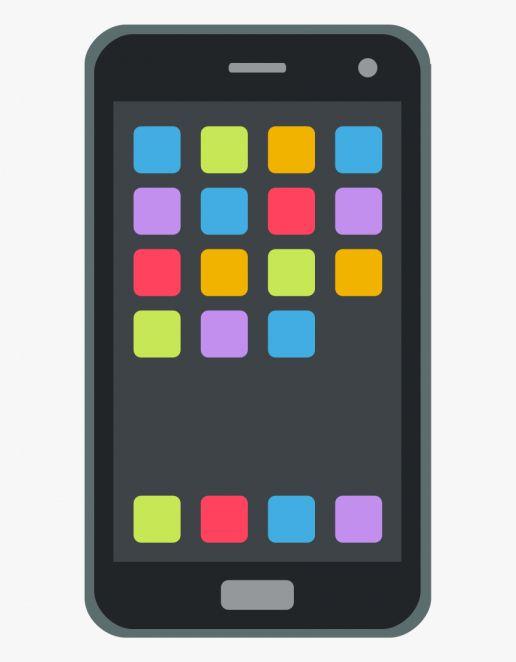 15 Cell Phone Emoji Png In 2020 Phone Emoji Mobile Stickers Emoji Clipart