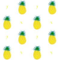 Free digital fruity pineapple scrapbooking paper - ausdruckbares Geschenkpapier - freebie | MeinLilaPark – DIY printables and downloads