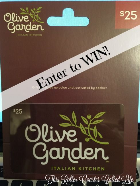 There's a new giveaway hopwithThe Kids Did ItandThe Mommy Island! The summer is almost over, and it is time for that last summer road trip to happen before school starts!  I'm giving away a $25 Olive Garden gift card. Would you like to enter? Read the rules below and enter on the Rafflecopter. Don't …