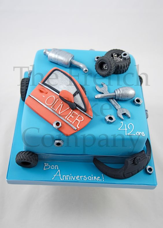 Cake for men