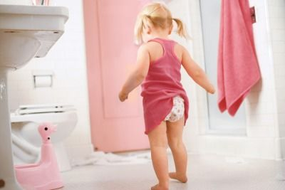 How to Potty Train in a Week. This'll be all too soon