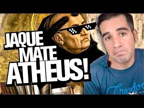 Demostrar La Existencia De Dios Las Cinco Vías De Tomás De Aquino Youtube Existencia De Dios Dios Teología