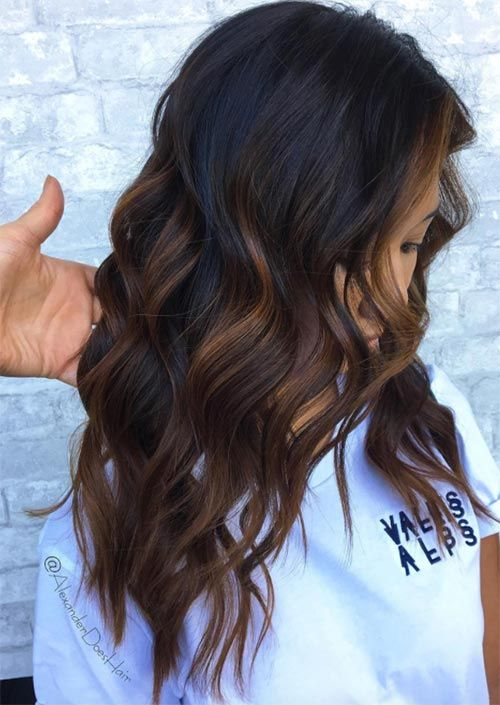 53 Coolest Winter Hair Colors To Embrace In 2020 Winter Hairstyles Winter Hair Color Hair Color Light Brown