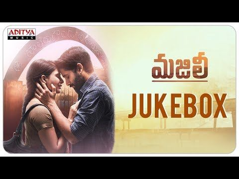 Majili Telugu Movie Songs Jukebox 2019 Movie Songs Songs Jukebox