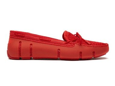 water-resistant loafers