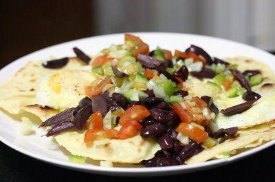 La Cucinetta: tortillas de milho