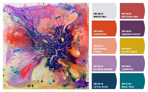 Chip It! by Sherwin-Williams – Color Pallette