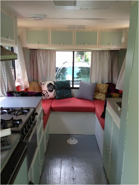 Before And After Photos Rv Remodel Nomadic Powers
