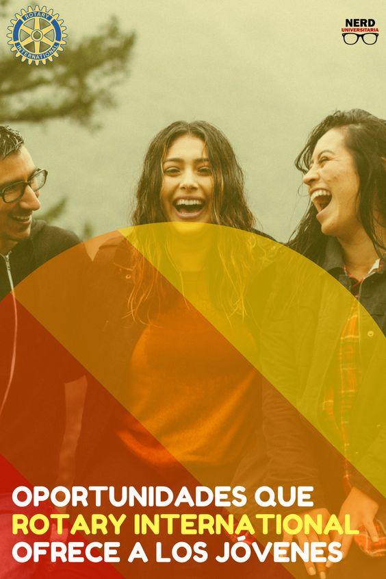 Conoce las ventajas que tiene ser miembros de alguno de los clubes de Rotary International para tu futuro profesional y cómo puedes generar un cambio positivo en tu comunidad en el proceso. Como ya habrás leído, ¡nunca es tarde para afiliarte!  #becas #estudios #rotary #scholarships