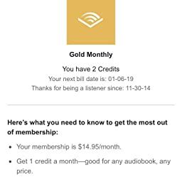 Amazon Com Audible Membership Audible Audiobooks In 2020 Audio Books Real Brother Fan Book