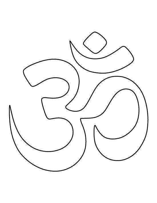 Ohm Symbolmuster Verwenden Sie Die Druckbare Gliederung Zum