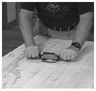 Flatten a Workbench with a Router - Free woodworking tips and advice from Highland Woodworking.