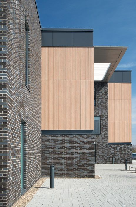 128 best Contemporary Brick Architecture images on Pinterest | Architects  and Bricks