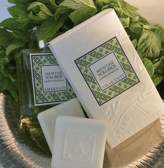 Home fragrance, Amarante