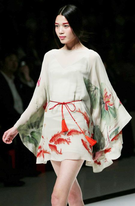 chinese fashion trend dress