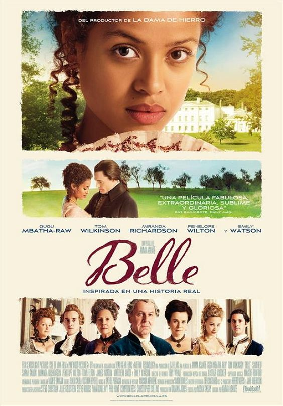 ¡Este verano, llega 'Belle'! Una historia de amor en tiempos revueltos