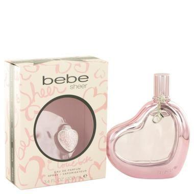 Bebe Sheer by Bebe Eau De Parfum Spray 3.4 oz
