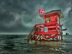 Flooding in Sarasota, Florida