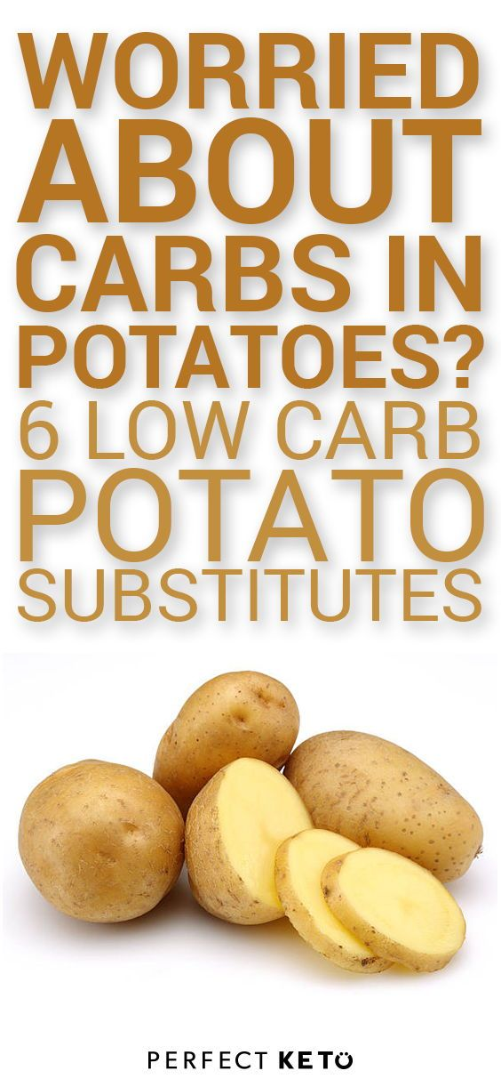 can you have potatoes and a keto diet