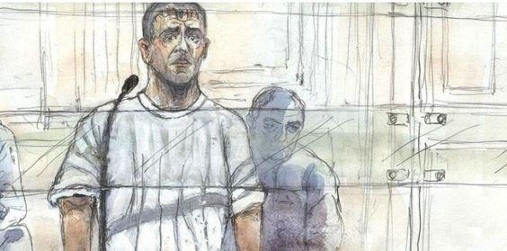 La Cour de cassation va rendre son arrêt sur le pourvoi de Yvan Colonna, mercredi 11 juillet. (AFP)