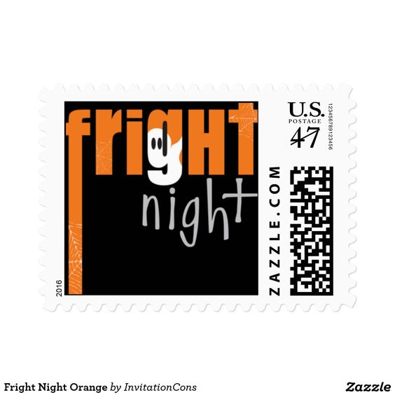 Fright Night Orange