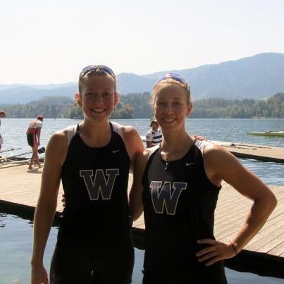 Adrienne Martelli and Megan Kalmoe make the 2012 Olympic Team
