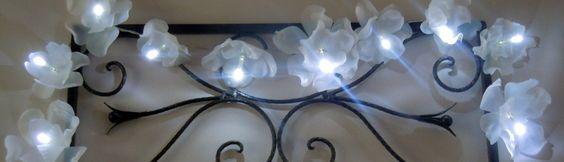 milk jug fairy lights