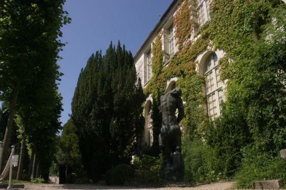 Le jardin du musée Maurice Denis