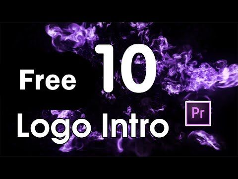 10 Best Logo Intro Premiere Pro Template 2020 Youtube In 2020 Intro Premiere Pro Adobe Premiere Pro