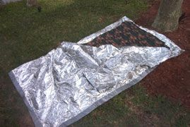Let's talk about homemade sleeping bags...warmer, lighter, cheaper.