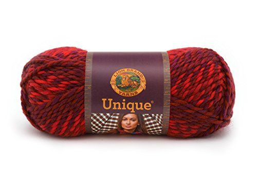 Lion Brand Yarn 755-206 Unique Yarn, Potpourri Lion Brand...
